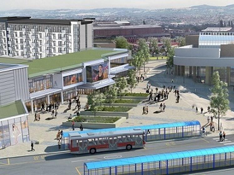 Portersfield new development