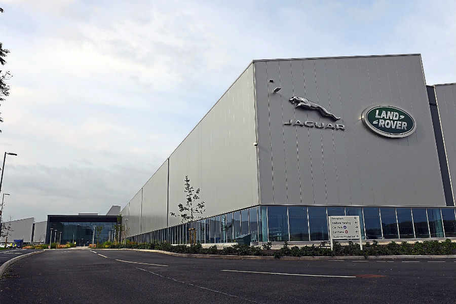 Jaguar Land Rover is planning to expand i54 plant | Express & Star