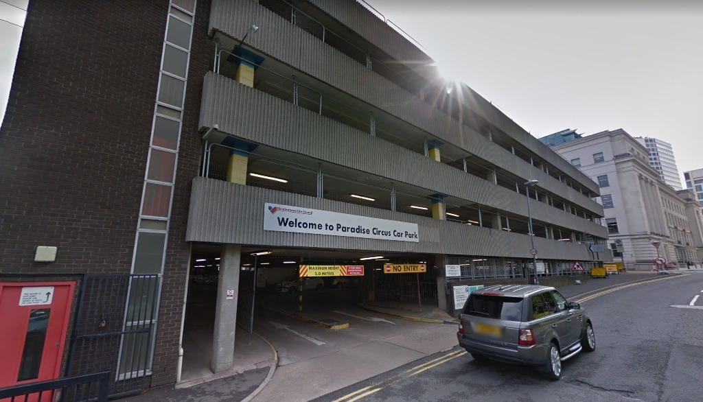 Birmingham Multi Storey Car Park To Be Sold Off Express Star
