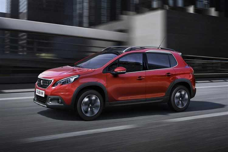 peugeot 2008 review: party like it's 2008? | express & star