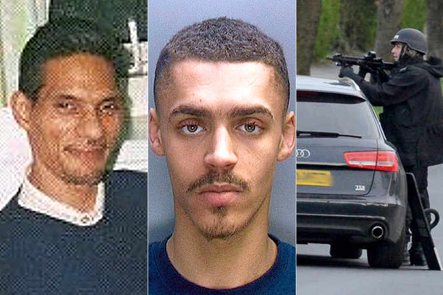 Police manhunt continues for Wolverhampton murder suspect Dylan Jackson |  Express & Star