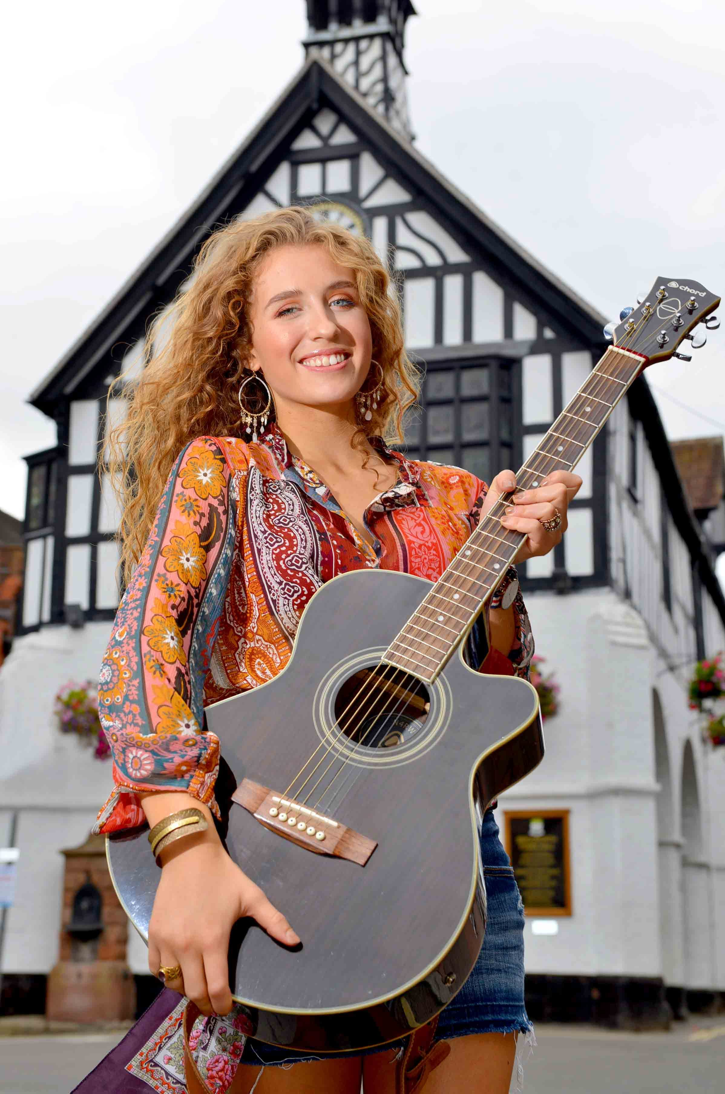 Bridgnorth Teenager Ready To Perform At Music Festival Express Star