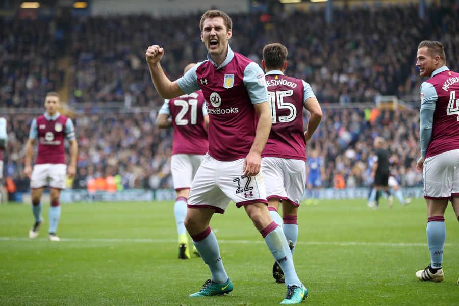 Image result for Aston Villa team 2017