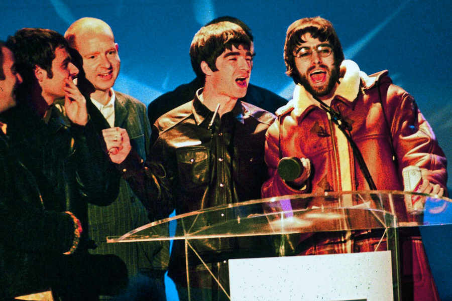 brit awards 96
