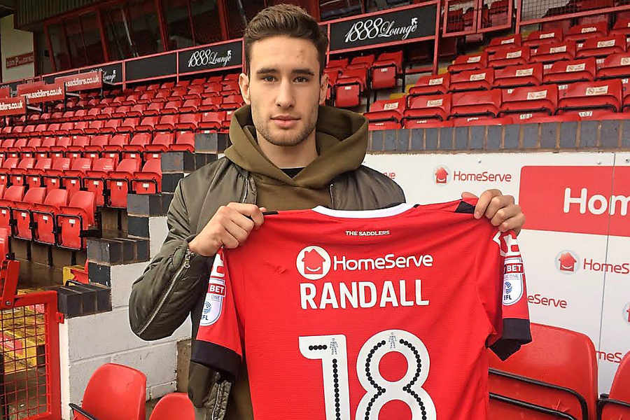 """Randall - """"I Want to Play as Many Games as I Can"""""""