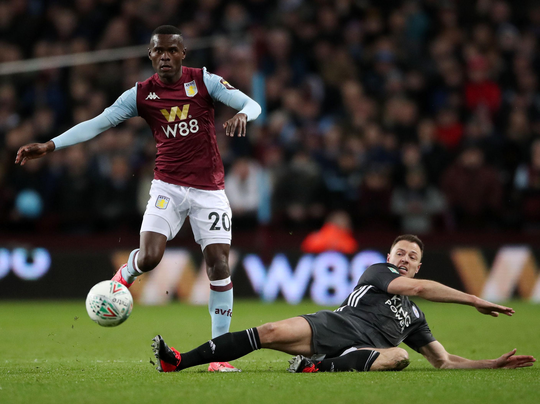 Aston Villa striker Mbwana Samatta building a legacy for others to follow