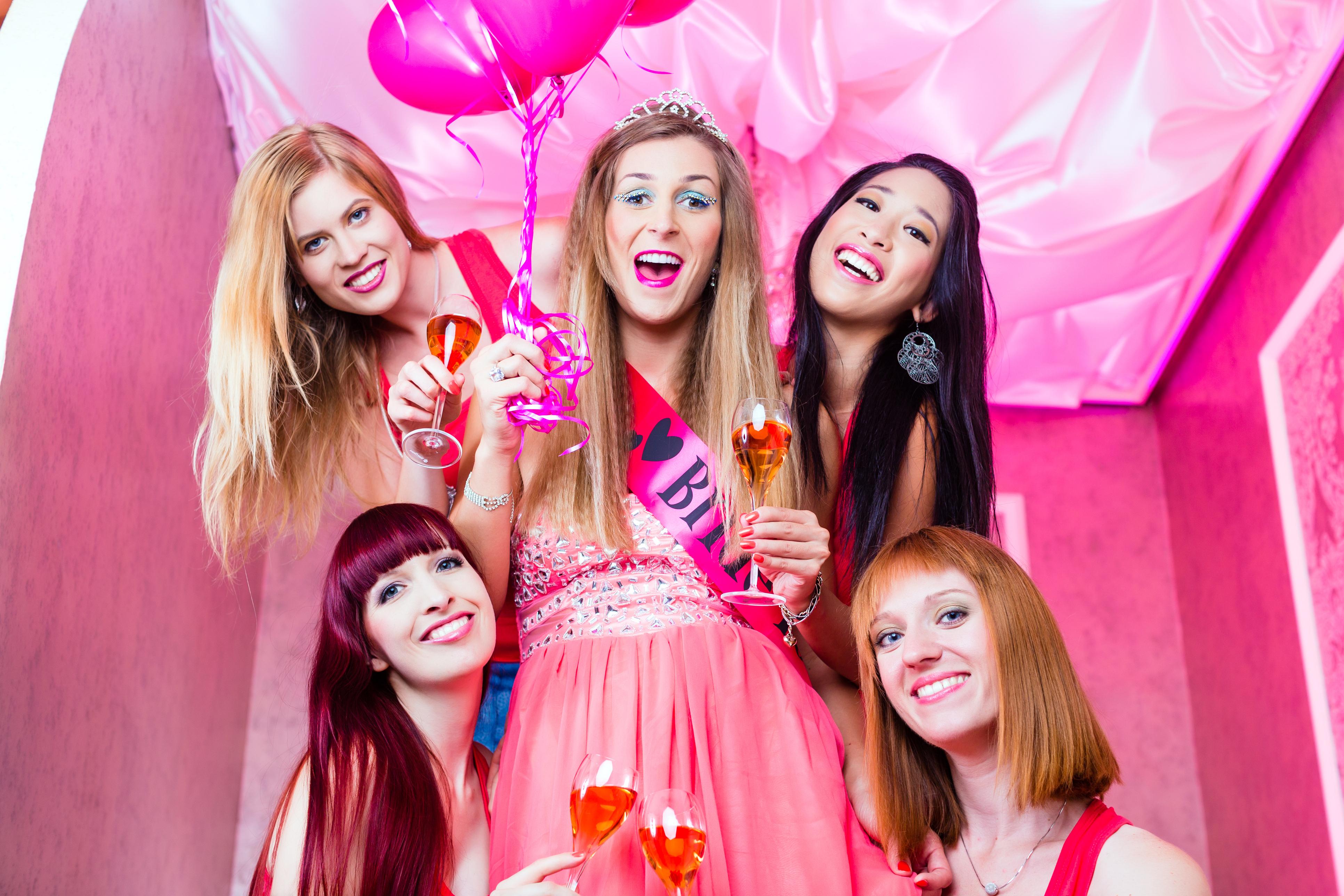 Wedding: It\'s a ladies\' night | Express & Star