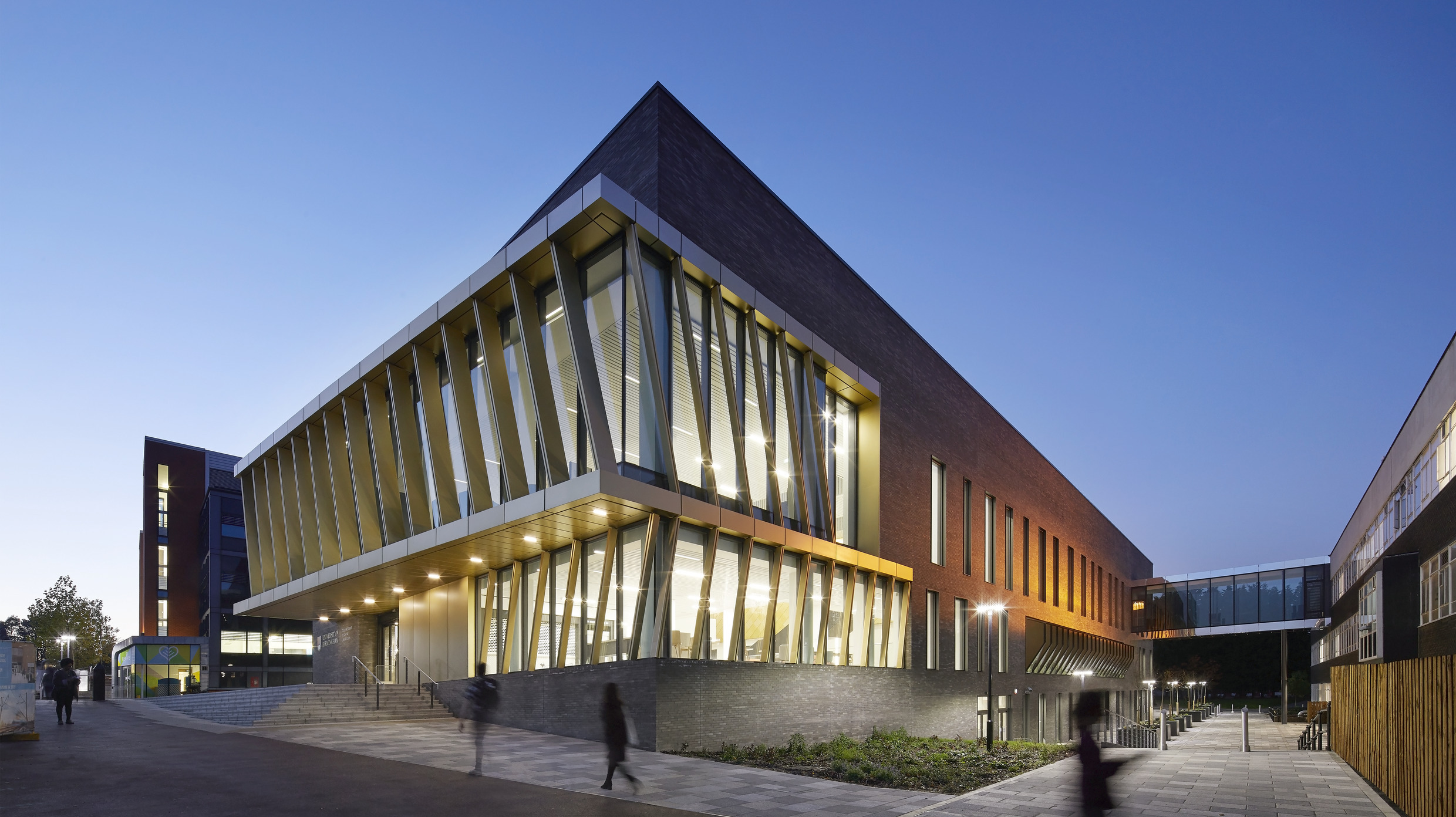 Fifteen buildings shortlisted for award from the Royal Institute of British Architects